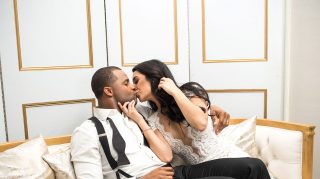 Randall Cobb Wedding Photos