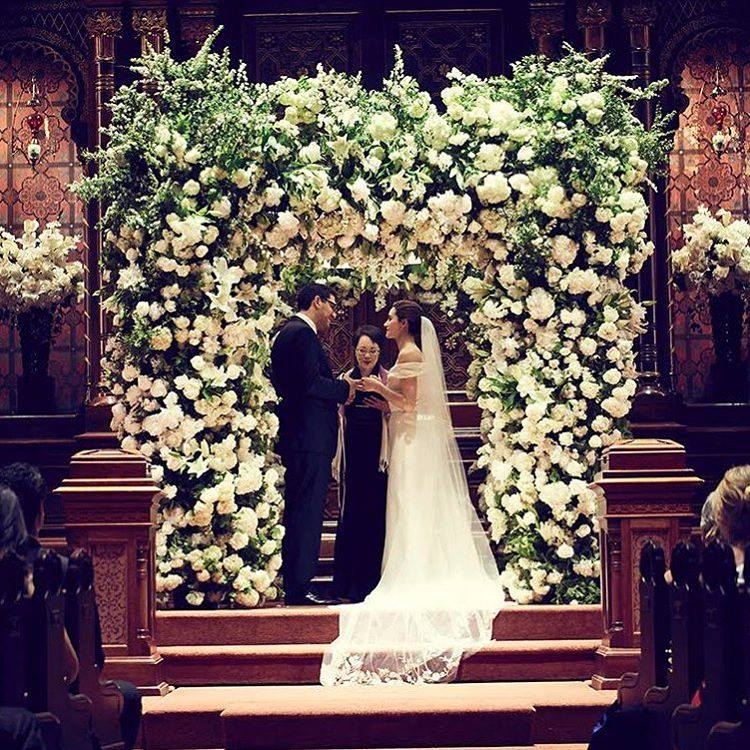 Emmy Rossum Wedding: Emmy Rossum Donated Her Wedding Flowers: Exclusive Details