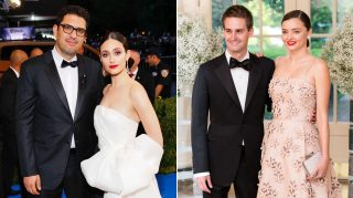 Emmy rossum miranda kerr weddings