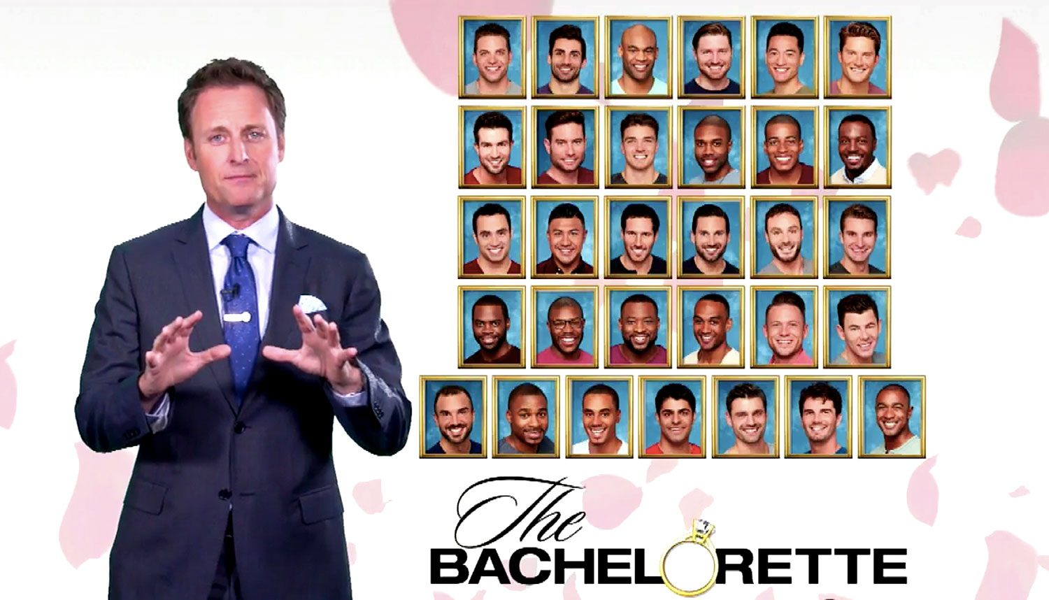Chris Harrison bachelorette contestants rachel lindsay