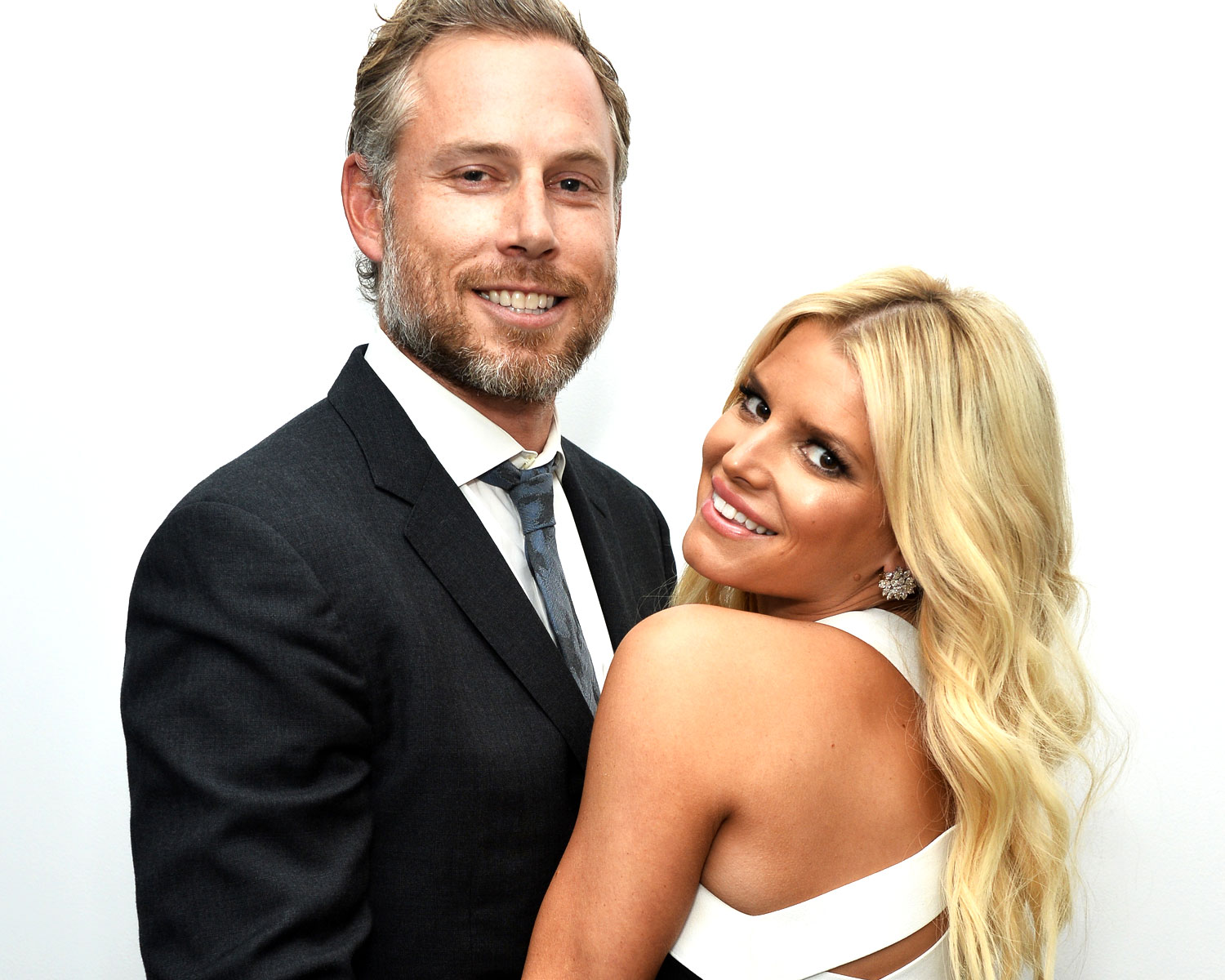 Jessica Simpson Celebrates 7th Anniversary With Eric Johnson