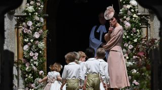 Pippa Middleton wedding Kate Middleton kids