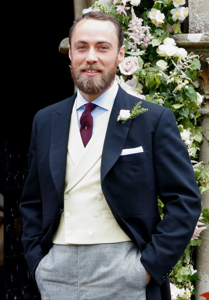 Pippa Middleton wedding james middleton