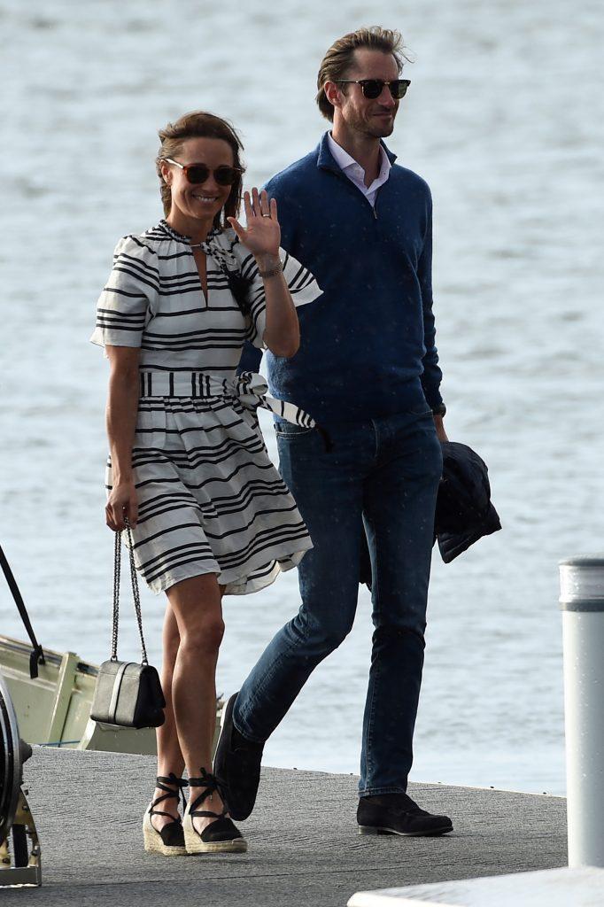 Pippa Middleton James Matthews