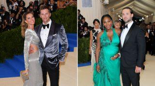 Gisele Tom Brady Serena Williams Alexis Met Gala
