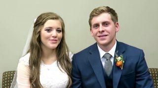 Joy-Anna Duggar Austin Forsyth wedding advice