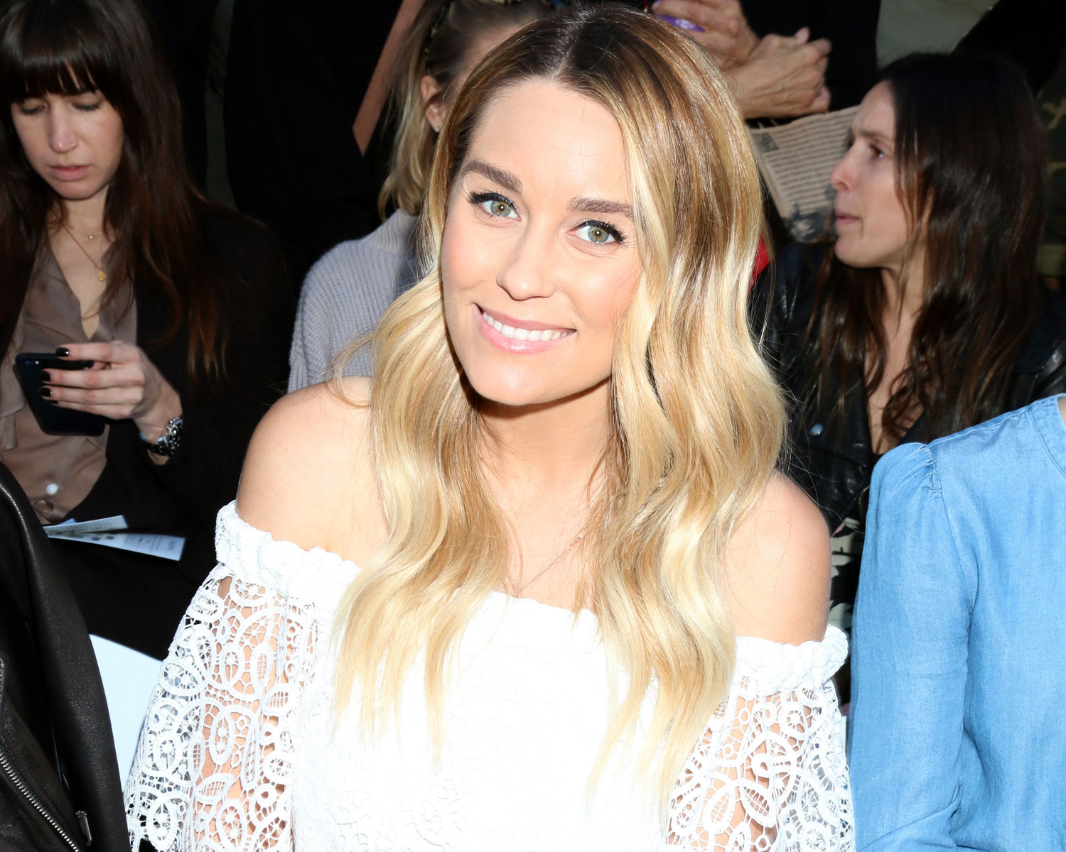 Lauren Conrad Baby Shower