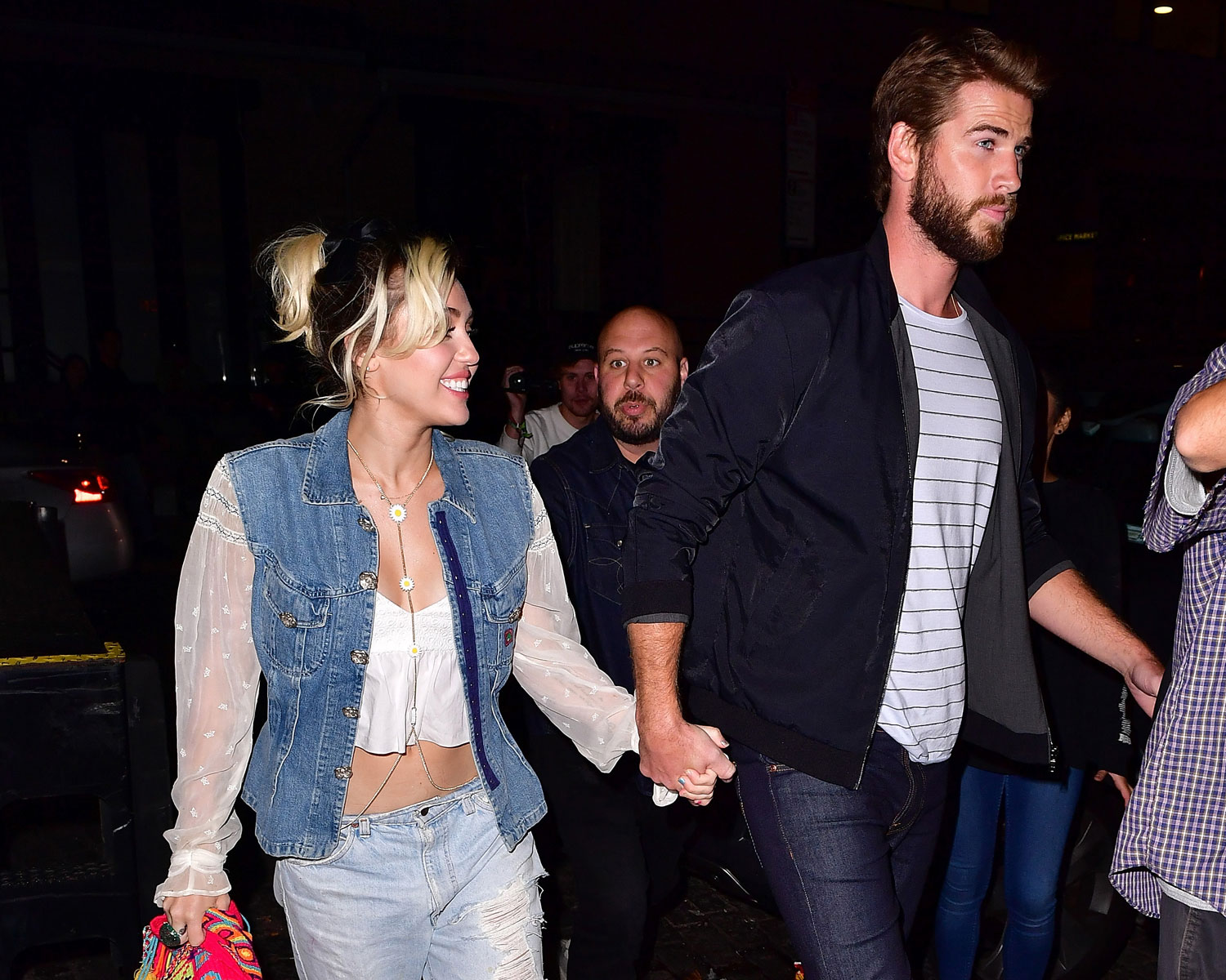 Miley Shares Her Side of Liam Hemsworth Reconciliation Story