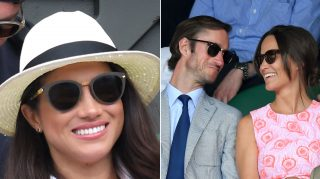 Meghan Markle Pippa Middleton James Matthews