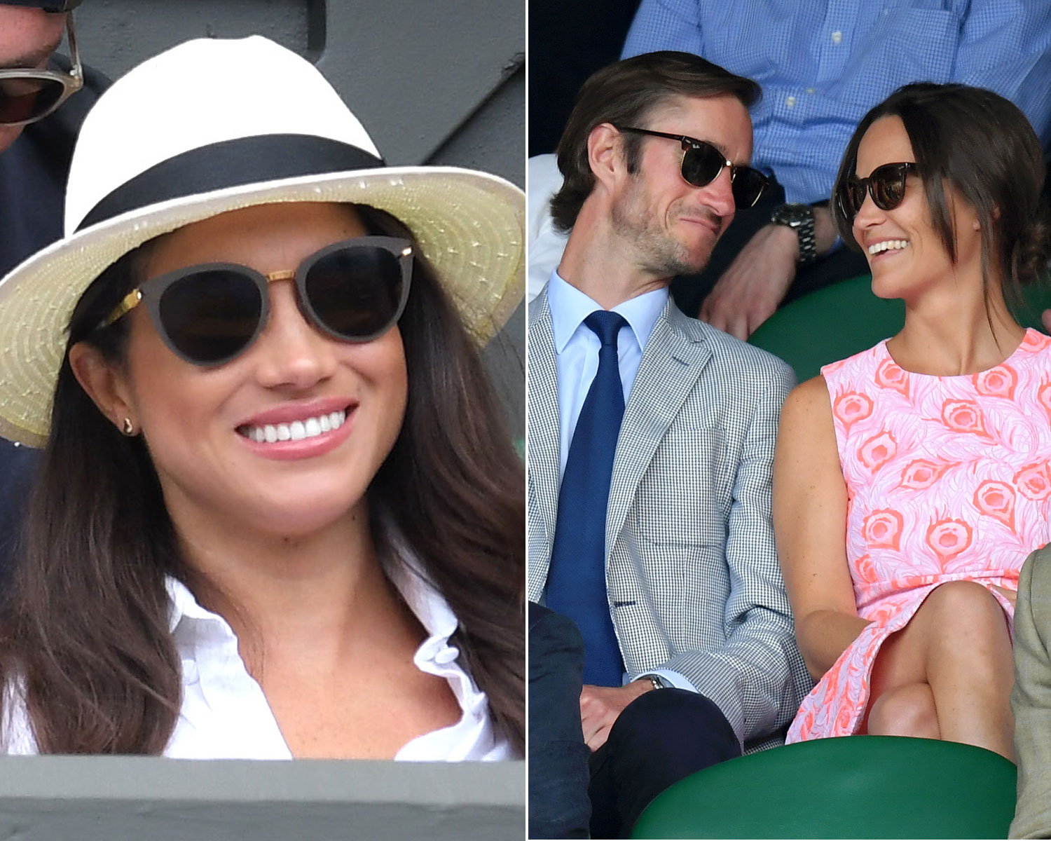 This is how Pippa Middleton compares to the average British bride