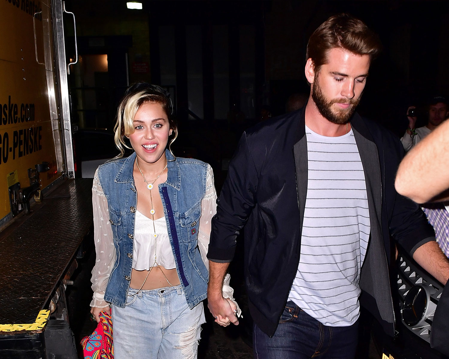 "Miley Cyrus Drops ""Malibu"" About Liam Hemsworth: Watch Here"