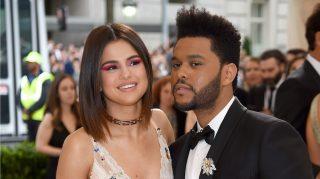 Selena Gomez The Weeknd MEt Gala