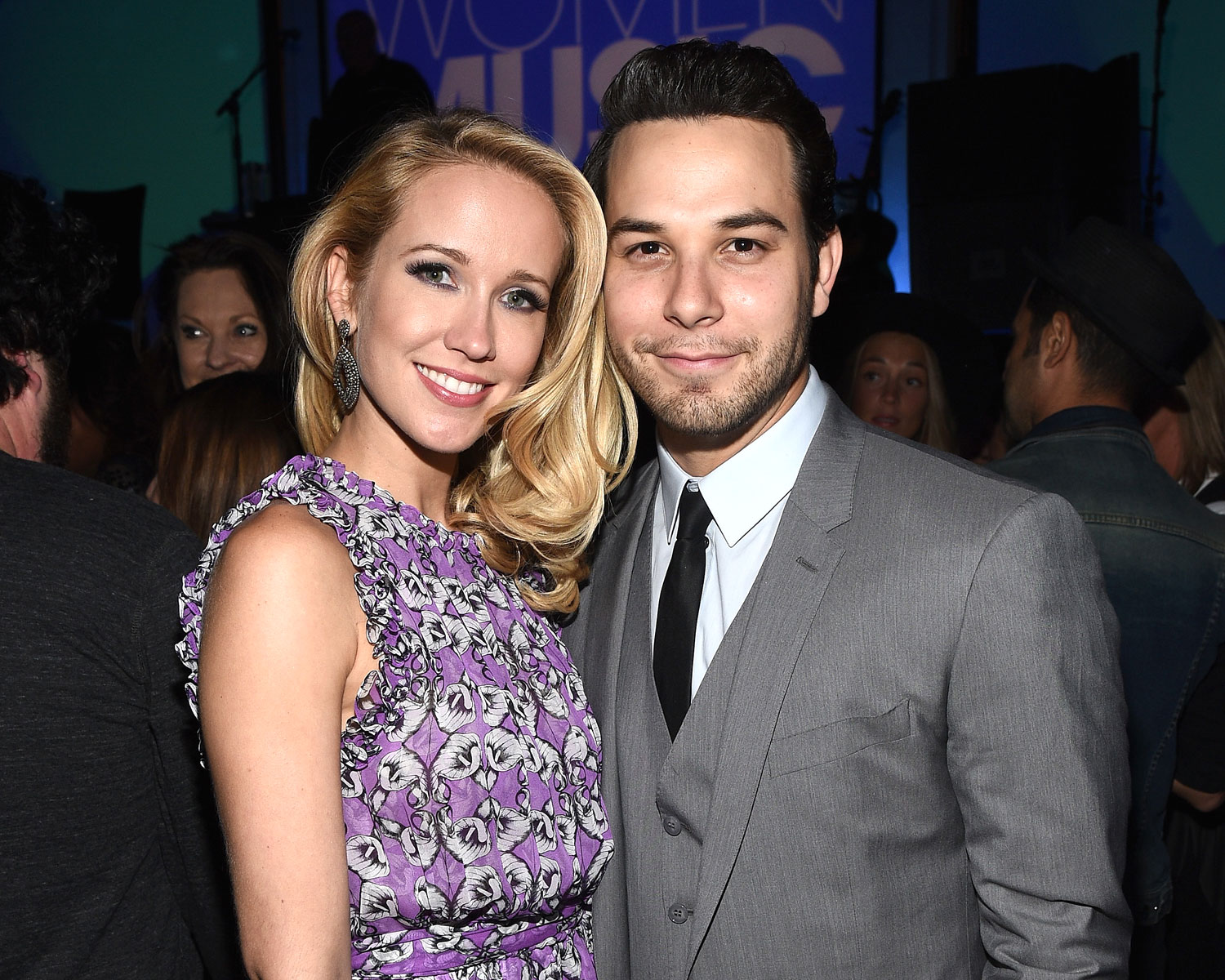 Anna Camp Recalls The Meal That Made Her Fall For Skylar Astin