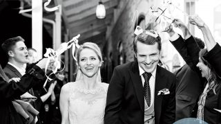 Johanna Braddy Freddie Stroma Wedding