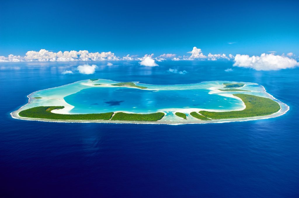 Tetiaroa Island (Photo courtesy of The Brando)