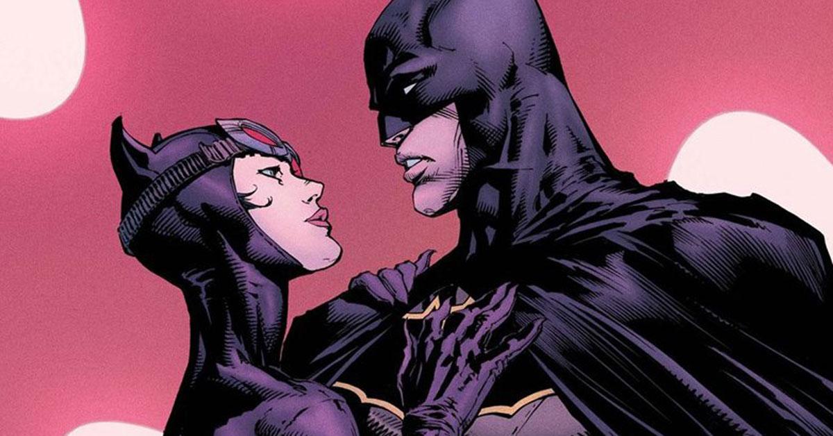 Batman Catwoman proposal