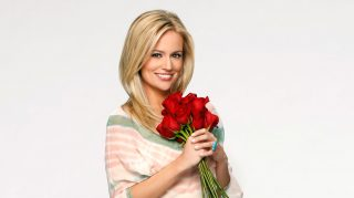 Emily Maynard was the season 8 Bachelorette.  (Photo by Craig Sjodin/ABC via Getty Images)
