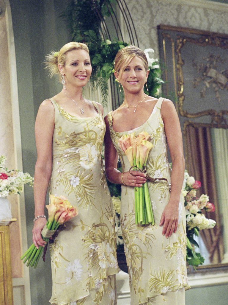 FRIENDS The One With Monica And Chandlers Wedding Episode 24