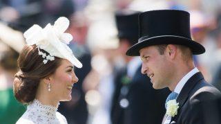 Kate Middleton Royal Ascot Dress