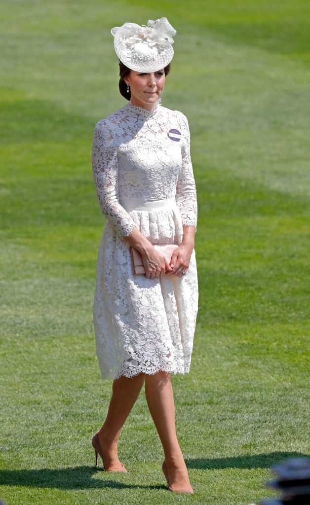 Kate Middleton Royal Ascot Dress