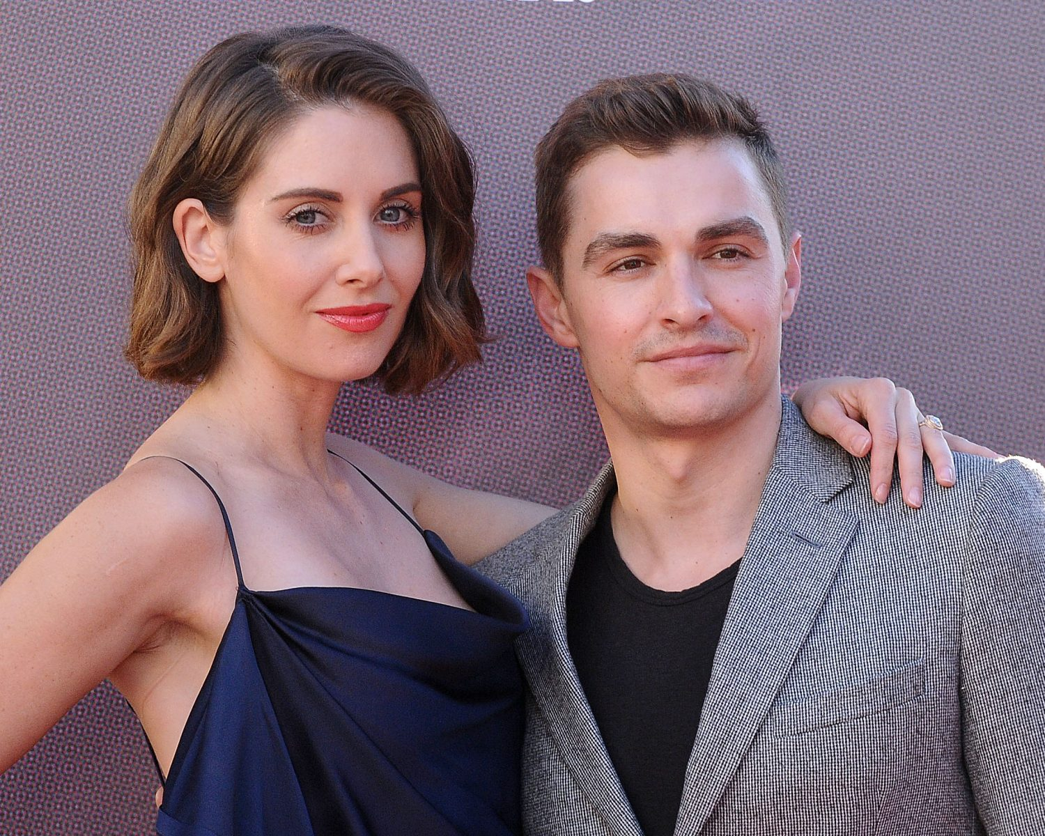 Alison Brie, Dave Franco First Red Carpet Appearance Post ...
