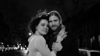 Ilana Glazer David Rooklin wedding