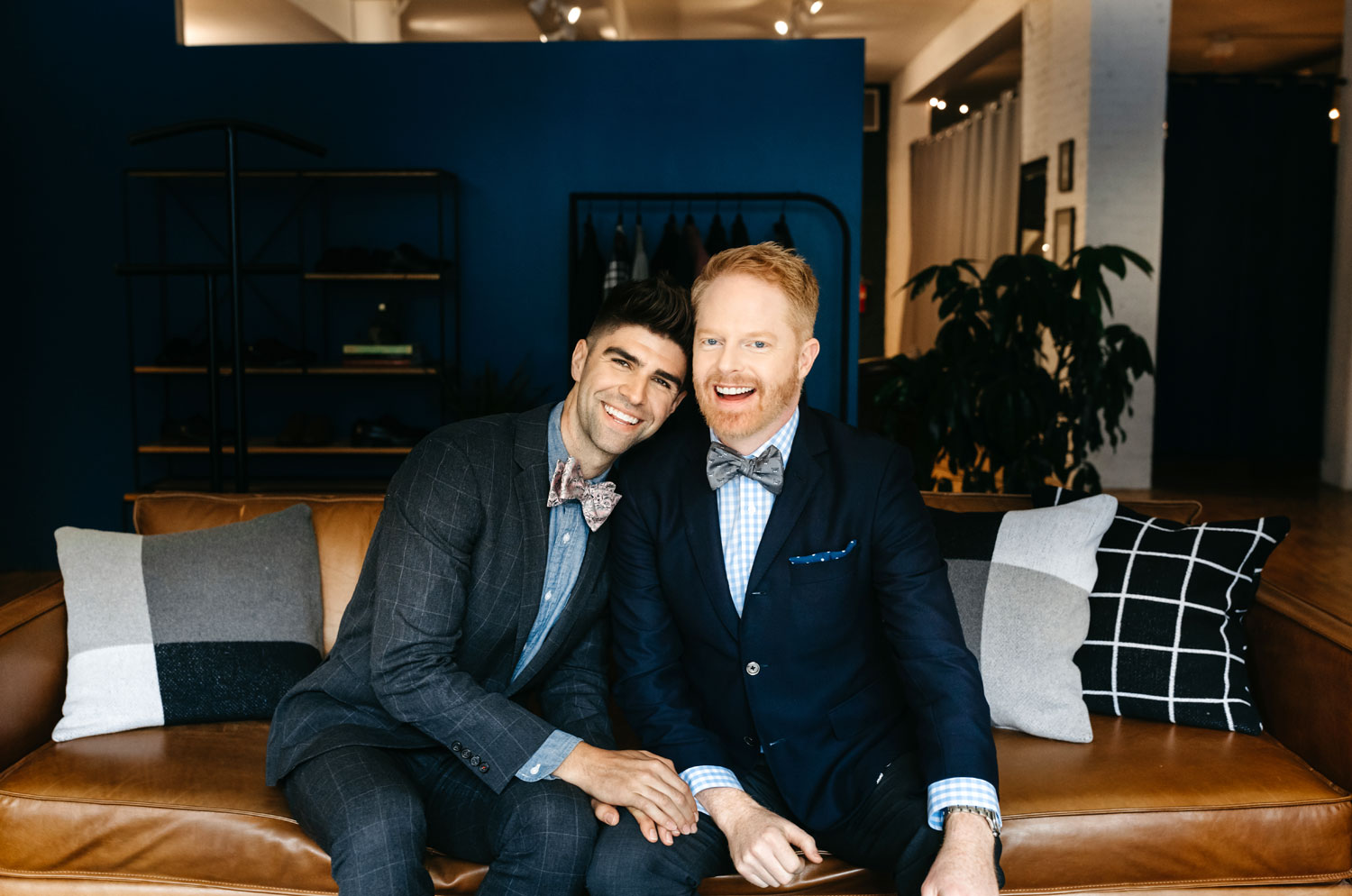 jesse tyler ferguson tells us how his love marches on  exclusive