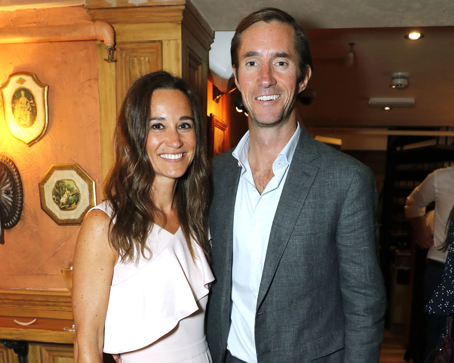 Pippa Middleton, James Matthews First Married Couple ... - photo#14