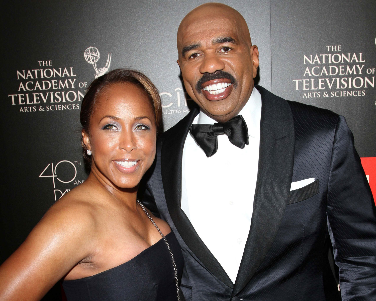 Steve Harvey And Wife Marjorie Celebrate 10th Anniversary