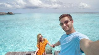 Tara Lipinski Todd Kapostasy Honeymoon