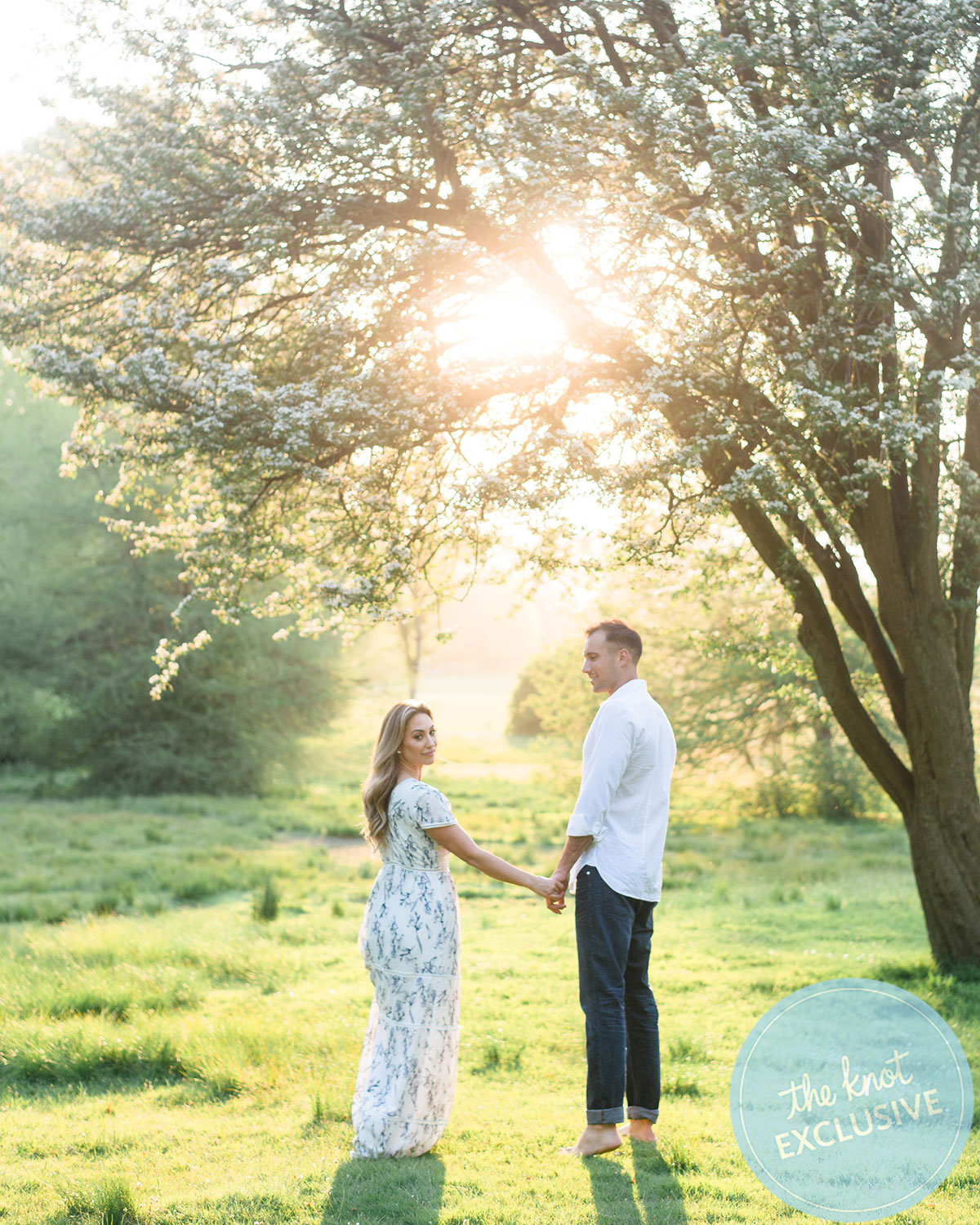 The Bachelorette's Marcus Grodd shares his proposal story with The Knot after announcing his engagement to Ally Lutar in May 2017. (Credit: Taylynne Mitschke / Taya Photography)