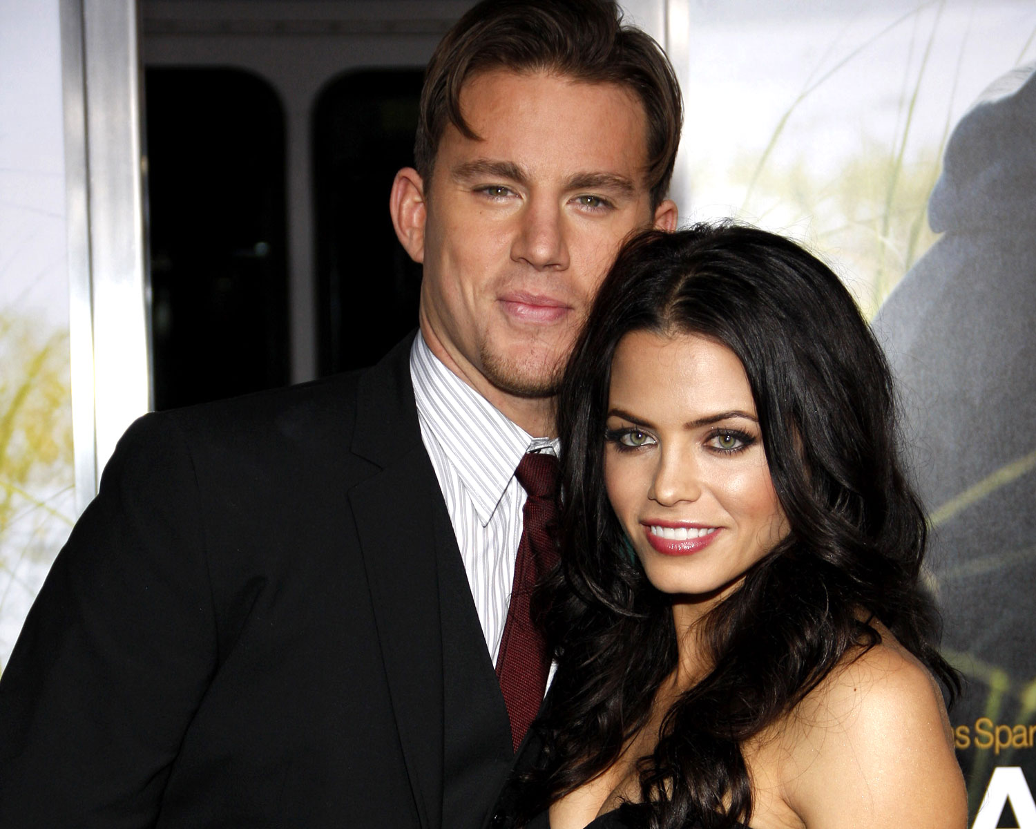 Jenna Dewan and Channing Tatum Went to Camp for Anniversary