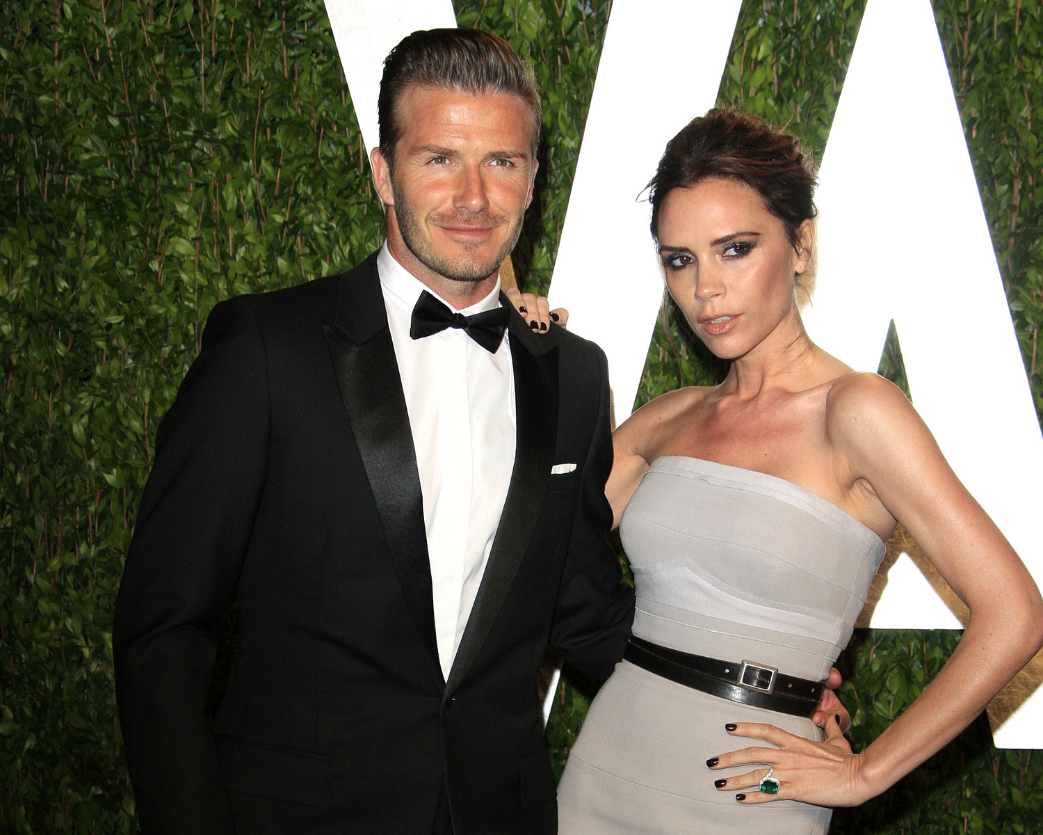 Victoria And David Beckham's 18th Anniversary Posts Are