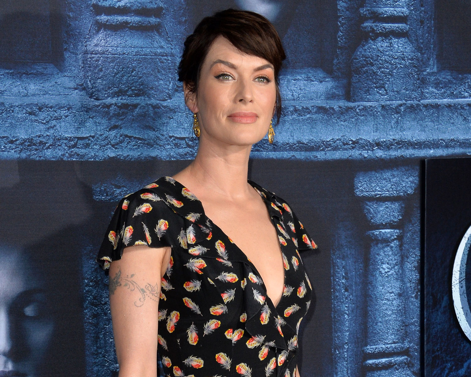 lena headey engaged game of thrones