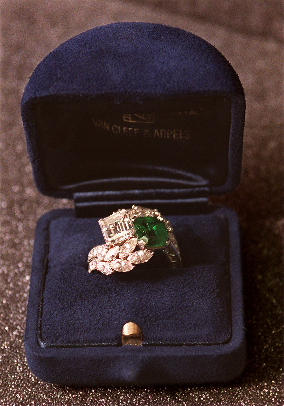 Jackie Kennedy Ring