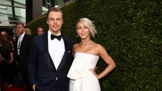 Derek Hough Julianne Hough wedding