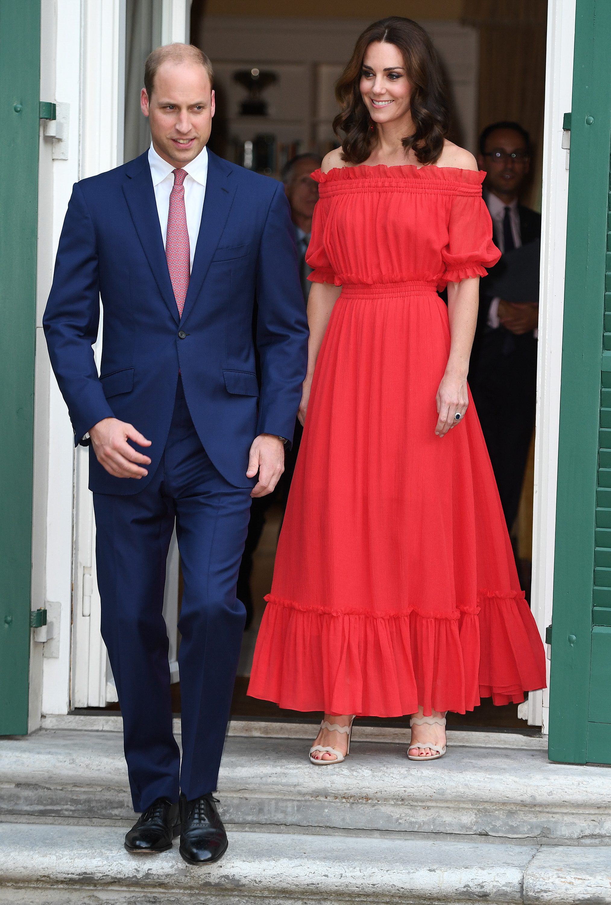 Kate Middleton S Dresses Are Perfect For Summer Weddings