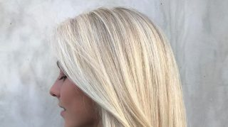 Julianne Hough hair color wedding