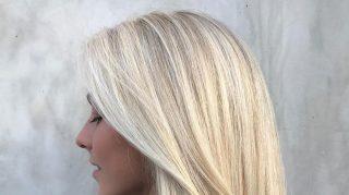 Julianne Hough hair color wedding