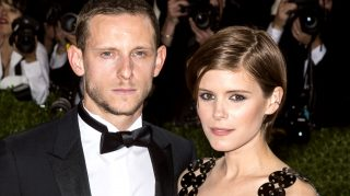 Kate Mara Jamie Bell Wedding bands