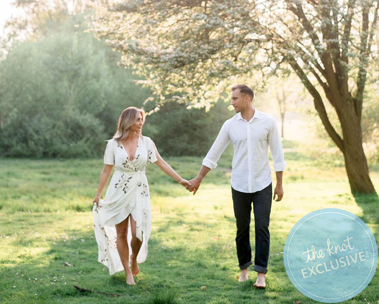 Marcus Grodd fiancee engaged