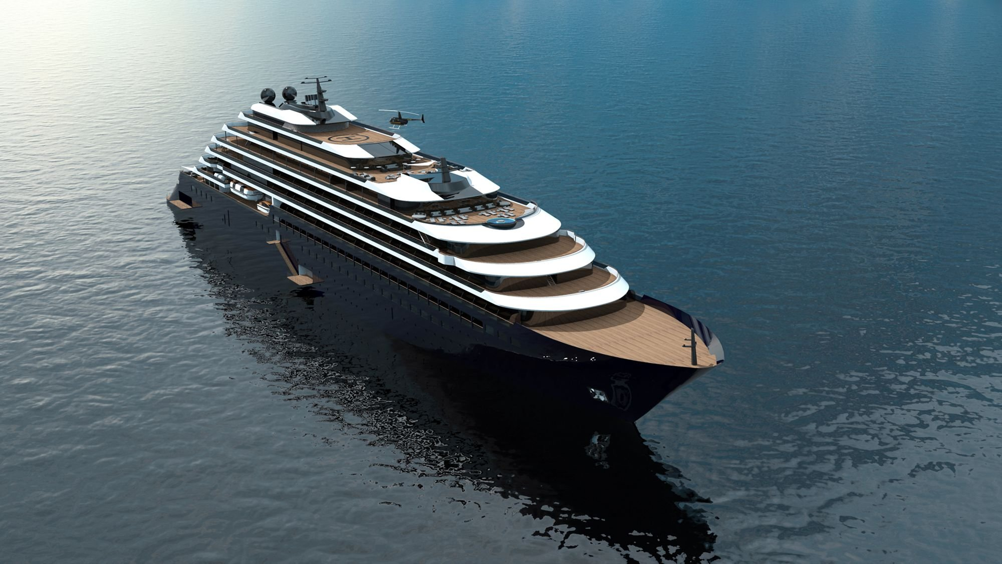 Ritz Carlton Cruise