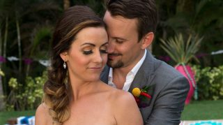 Carly Waddell Evan Bass Wedding