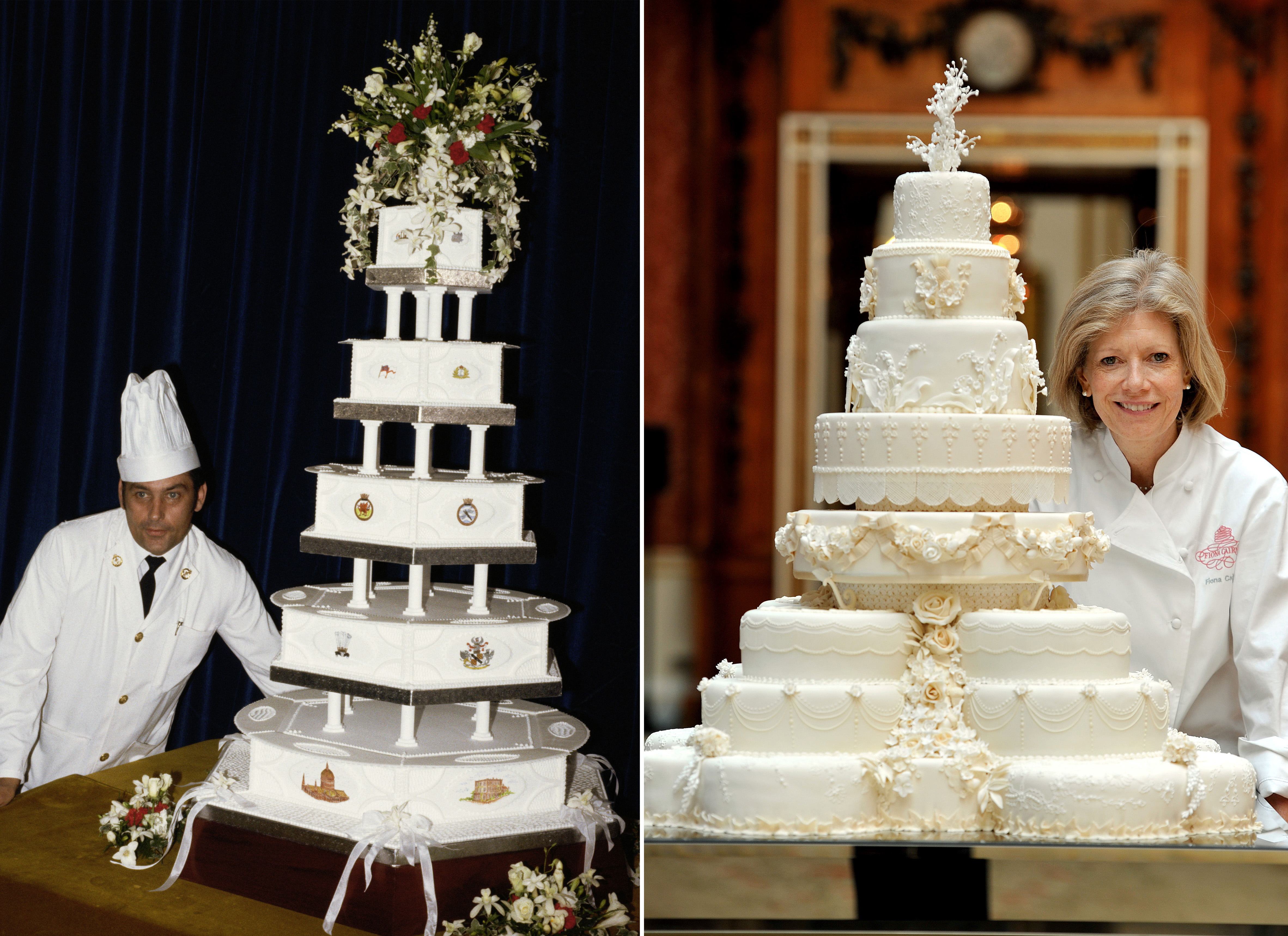 lady di wedding cake princess diana wedding cake owned by for decades 16703
