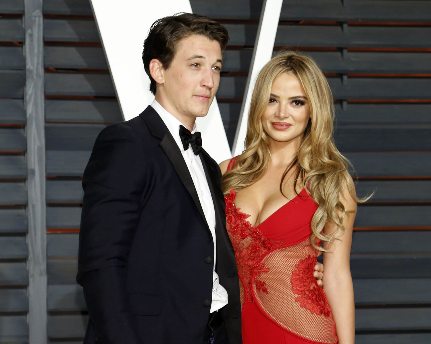 Miles Teller Is Engaged to Keleigh Sperry: See Her Ring
