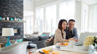 married millennials credit score