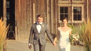 Molly Roloff's wedding