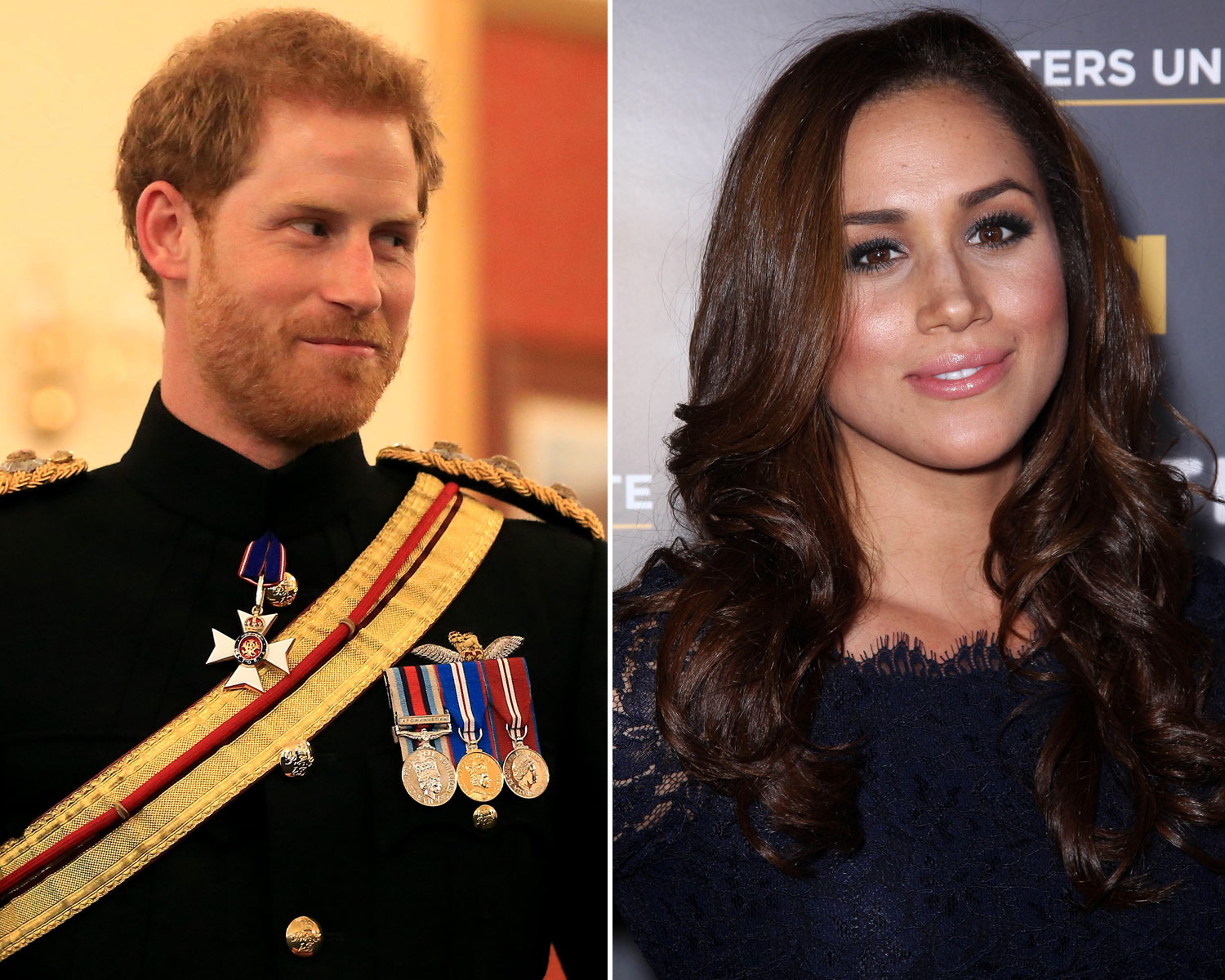 Meghan Markle Declares Her Love For Prince Harry