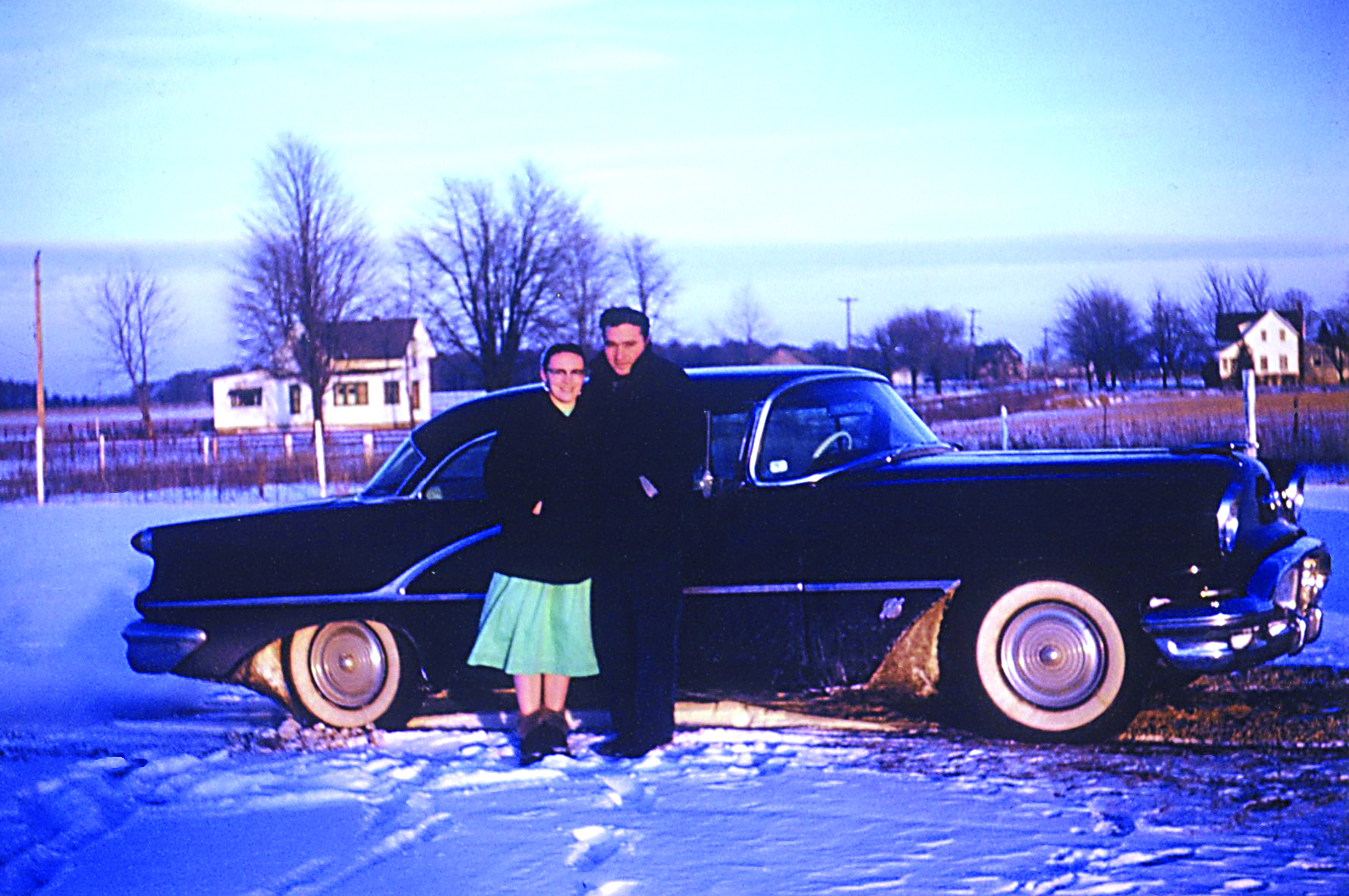 Ray and Wilma_1958