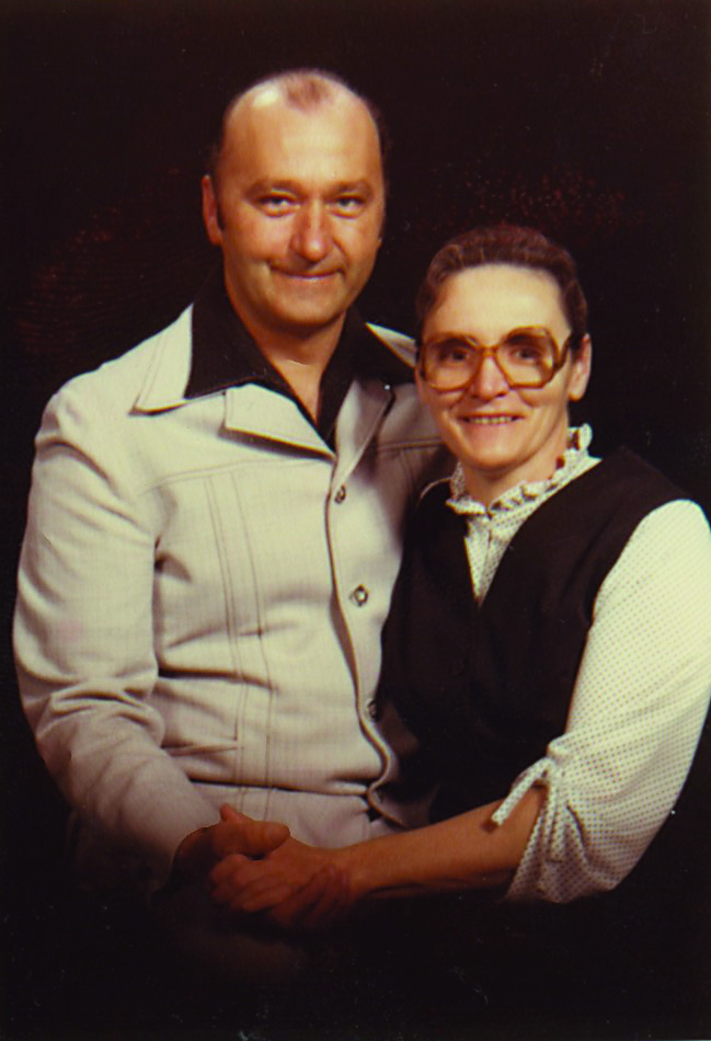 Ray and Wilma_Late 1970s